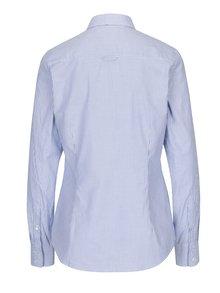 Bielo-modrá dámska pruhovaná košeľa GANT