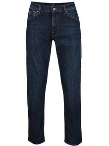 Tmavě modré regular fit pánské džíny GANT