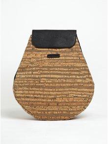 Hnedý vzorovaný vodovzdorný batoh UCON ACROBATICS Pekka 12 l