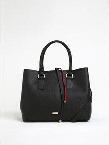 Červeno-černá kabelka ALDO Aqualina