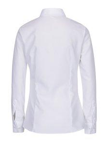 Cămașă albă din bumbac pentru femei - VAVI