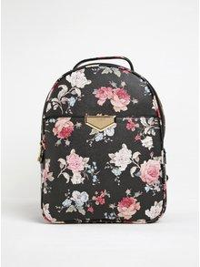 Černý květovaný batoh ALDO Hughson