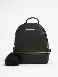 Čierny dámsky malý batoh ALDO Parma