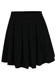 Černá sukně s kapsami Jacqueline de Yong Aida
