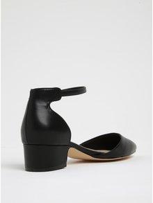 Pantofi negri cu baretă pe gleznă ALDO Kappa