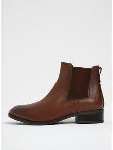 Hnědé dámské kožené chelsea boty ALDO Meaven