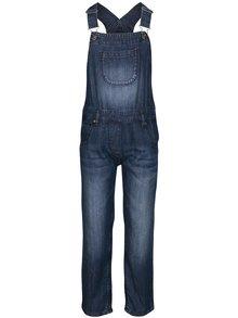 Modré holčičí džínové lacláče s kapsami Blue Seven