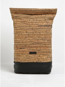 Čierno-hnedý vzorovaný vodovzdorný batoh UCON ACROBATICS Karlo 20 l