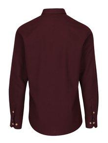 Vínová košeľa Kronstadt Dean