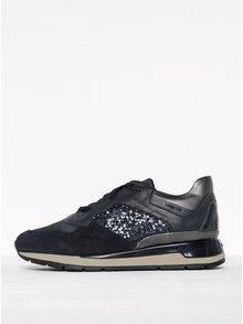 Pantofi sport bleumarin pentru femei - Geox Shahira B