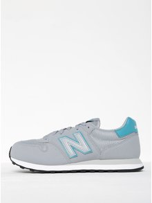 Pantofi sport gri deschis pentru femei - New Balance 500