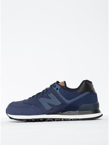 Pantofi sport bleumarin pentru bărbați - New Balance 574