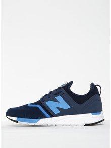Modré pánské tenisky New Balance