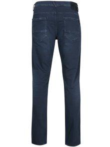 Tmavě modré pánské slim fit džíny Garcia Jeans Savio