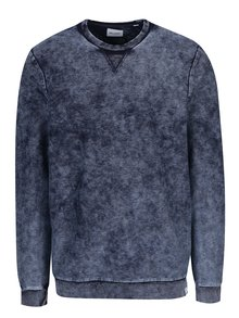 Pulover bleumarin cu aspect decolorat - ONLY & SONS Lutz
