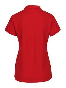 Tricou polo roșu Nautica