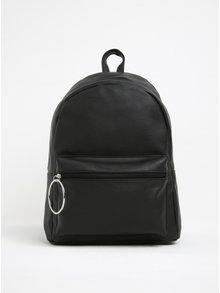 Černý batoh s kapsou TALLY WEiJL