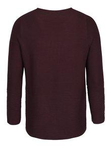 Tmavě fialový svetr Gina Laura