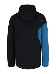 Tmavě modrá pánská softshellová nepromokavá bunda LOAP Luter
