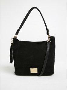 Černá kabelka 2v1 Gionni Viollette