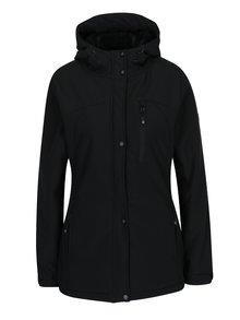 Černá dámská softshellová nepromokavá bunda LOAP Lusidas