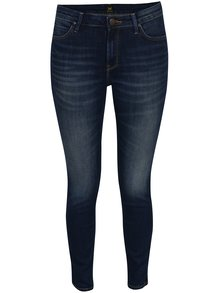 Blugi super skinny bleumarin pentru femei Lee Jodee