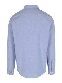 Svetlomodrá slim fit košeľa Original Penguin Oxford