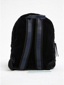 Tmavě modrý prošívaný batoh Pieces Josephine