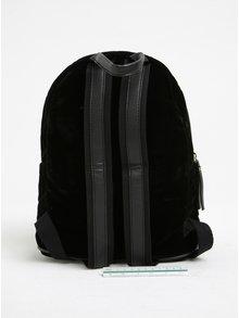 Čierny prešívaný batoh Pieces Josephine