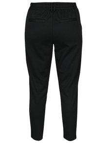 Pantaloni negri cu fir metalic ONLY Poptrash