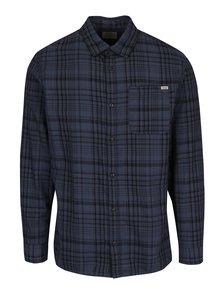 Tmavě modrá slim fit košile Jack & Jones Max