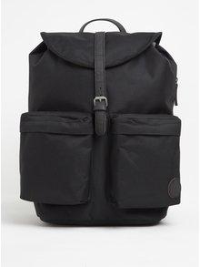 Čierny batoh s vreckami Enter Hiker 15 l
