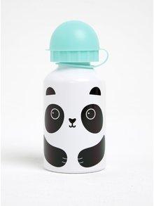 Sticlă de apă cu print panda - Sass & Belle Aiko Panda Kawaii
