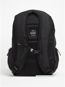 Černý batoh NUGGET Bradley 24 l