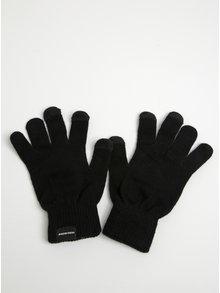 Černé rukavice VERO MODA Vilde