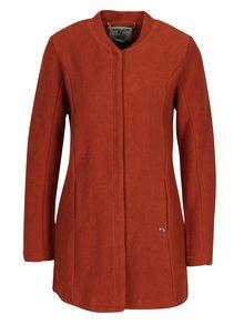 Oranžový dámsky tenký kabát Garcia Jeans