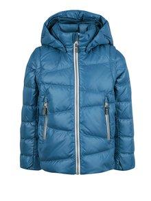 Modrá chlapčenská funkčná bunda s odnímateľnými rukávmi Reima Martti