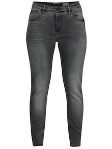 Sivé dámske super slim fit rifle Garcia Jeans Celia