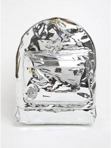 Rucsac argintiu pentru notebook pentru femei Mi-Pac Mirror 17 l