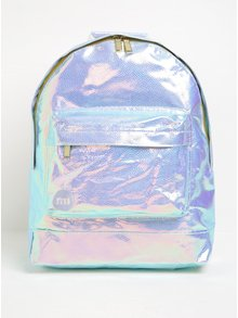 Rucsac violet Mi-Pac Pebbled 17l cu model iridescent