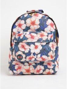 Modrý dámský květovaný batoh Mi-Pac Midnight Garden