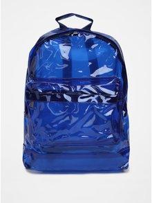 Modrý transparentní batoh Mi-Pac Transparent 17 l