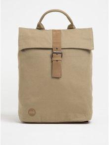 Béžový batoh s přezkou Mi-Pac Day Pack Canvas 20l