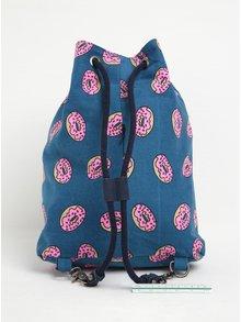 Modrý vak s potiskem Mi-Pac Swing Bag Doughnut