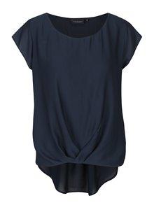 Bluză bleumarin asimetrică Broadway Mansi