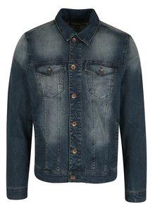 Modrá pánska rifľová bunda Garcia Jeans