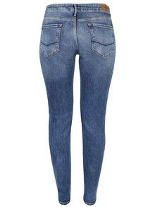 Modré dámské super skinny džíny Cross Jeans