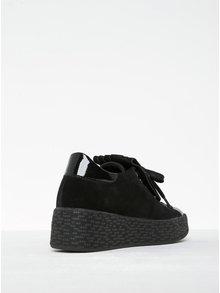 Pantofi sport cu platformă și detalii lăcuite Tamaris
