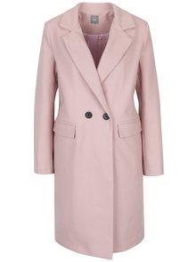 Svetloružový kabát ZOOT