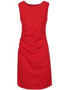 Červené vzorované šaty Smashed Lemon